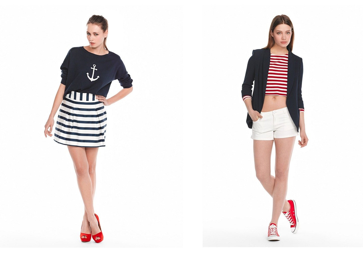 Tendencia navy Easy Wear