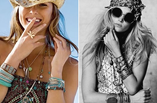 complementos boho chic