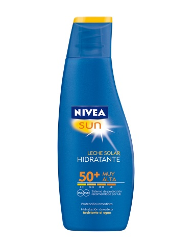 NIVEA SUN FIRMING SUN LOTION SPF 15 200ml Height: 17,9cm